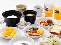 【朝食バイキング】7:00~9:30 無料!