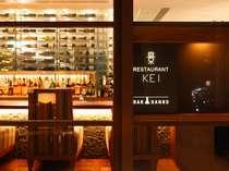 RESTAURANT KEI(レストランKEI)入口