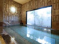 ラジウム人工温泉「旅人の湯」にて足を伸ばしてのんびりお過ごし下さいませ。