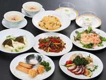 ~カジュアルに皆様で楽しむ中国料理~夕朝食付ご宿泊プラン~