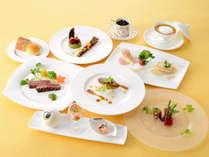 ‥…☆フランス料理を心ゆくまで愉しむ☆‥…ホテルでゆったり過ごす☆グレードアッププラン☆【夕食20時】