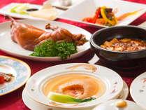 フカヒレと北京ダックのデュエットとキレのある四川麻婆豆腐を楽しむ♪プラン