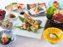 【日本料理】【後半19:45席】料理長一押し!☆奈良名物を食す☆創作美食『万葉会席』味わいプラン
