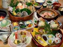 【50歳以上限定】月曜日〜木曜日限定!海鮮炭火焼 メインが鮑・牛・伊勢海老からチョイスプラン
