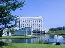 癒しのリゾート・加賀の幸 ホテルアローレ外観