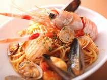 季節に応じた美味しさを味わえるアローレ自慢のイタリアン!寺島シェフの特製魚介類のパスタは絶品☆