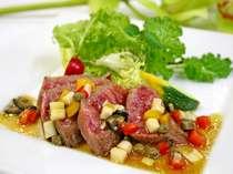 豪華食材で彩られたる贅沢イタリアン