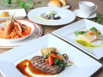 ここでしか食べられない、寺島 豊の地産地消イタリアンを是非お召し上がりください。