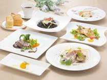 三ツ星レストランで修業を積んだ、アローレ自慢の加賀創作イタリアンをお楽しみください。