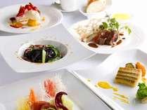 【加賀創作イタリアン】贅沢なコース料理をご堪能ください。