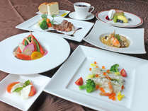 【加賀ていねいプラン】【蟹イタリアン】グレードアップフルコース。蟹の前菜・パスタ、能登牛を贅沢に食す