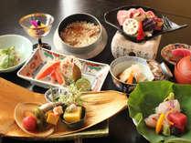 和食料理長が腕を振るう「加賀の旬 和食会席」