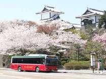 観光に便利な城下まち金沢周遊バス