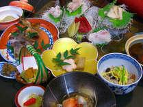 【1/1宿泊限定プラン】元日は温泉と特別膳でゆっくりと…