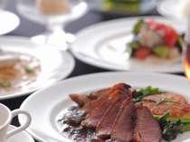 高評価をいただき続ける和洋創作料理