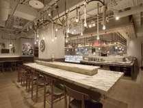 レストラン【PANWOK】PAN(フライパン)とWOK(中華鍋)が生み出す「横浜の食文化」をお楽しみください。