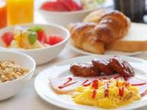 大好評♪『朝食バイキング』皆様の朝をサポートします。