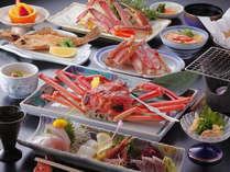 【本場の蟹はひと味ちがう】越前冬の味覚!茹×焼×鍋★~ブランド蟹~【黄タグ付越前蟹づくし】