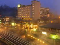 草津温泉 湯畑の見える部屋がある人気の宿 ホテル一井
