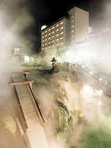 草津温泉 ホテル一井 湯畑の見える部屋がある人気の宿 (群馬県)