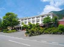 【夏】ホテル外観