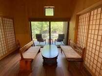 仙台の奥座敷、秋保の温泉付き貸別荘でのんびりステイ(最大8名まで宿泊可)