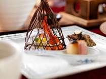 ◆旬彩膳/美しさと、食材の美味しさを最大限に引き出した繊細な会席です。(写真は一例)