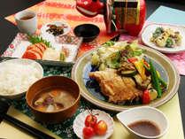 日替わりのお夕食【夕食一例】