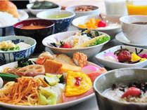 和洋取り揃え ≪たけお朝食バイキング♪≫ ※和定食でのご提供となる日もございます。