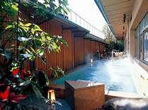 ■大浴場「九谷の湯処」露天石風呂