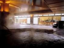 ■大浴場「九谷の湯処」内湯