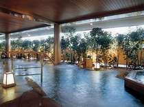 ■大浴場「悠幻の湯殿」露天石風呂