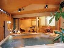 ■白雲南館 庭園温泉露天風呂付客室(和室8畳)(洗い場あり)、トイレ付