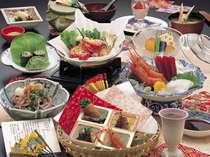 ■会席料理「方丈膳」(春夏の献立例)