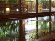 ■大浴場「悠幻の湯殿」(内湯)