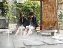 ■山代温泉 「足湯」【徒歩6分】