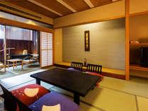 ■白雲本館 温泉露天風呂付客室(洗い場なし)、バス・トイレ付