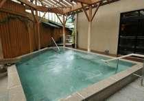 ■大浴場「滝見の湯屋」露天風呂