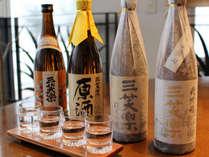 【地元純米酒を味わう利き酒の旅】富山の地酒+地の肴、趣向を凝らした「小京都城端会席」のグルメプラン