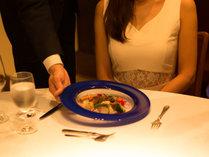【桜ヶ池スタンダードプラン】地の食材と能登牛でつくる里山美食フルコース
