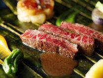 富山牛ステーキ