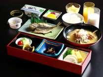 スタンダード朝食「和定食」※お日にちによっては、バイキングとなる場合がございます。