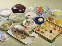 12種のお野菜と伊豆の和定食