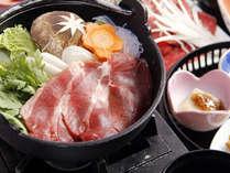 【冬季限定の味】秩父ならでは「猪鍋」&「貸切露天風呂 1時間無料」で温まれる♪特典付 1泊2食