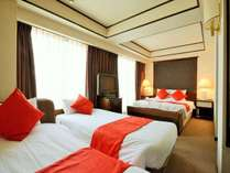 4名利用可能のお部屋もございます。グループ宿泊等に最適です。