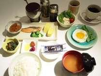 健康朝食「和定食」