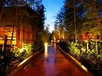 夕暮れ時の一瞬の空がとても美しい ぜひほんの一瞬の空の色をお楽しみください