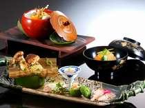 【秋】秋の料理イメージ 板長おまかせ
