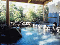 大浴場には、露天風呂・サウナ・ジャグジーがあります