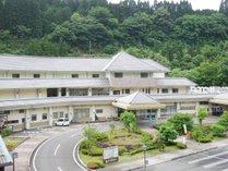 青井岳荘 青井岳温泉